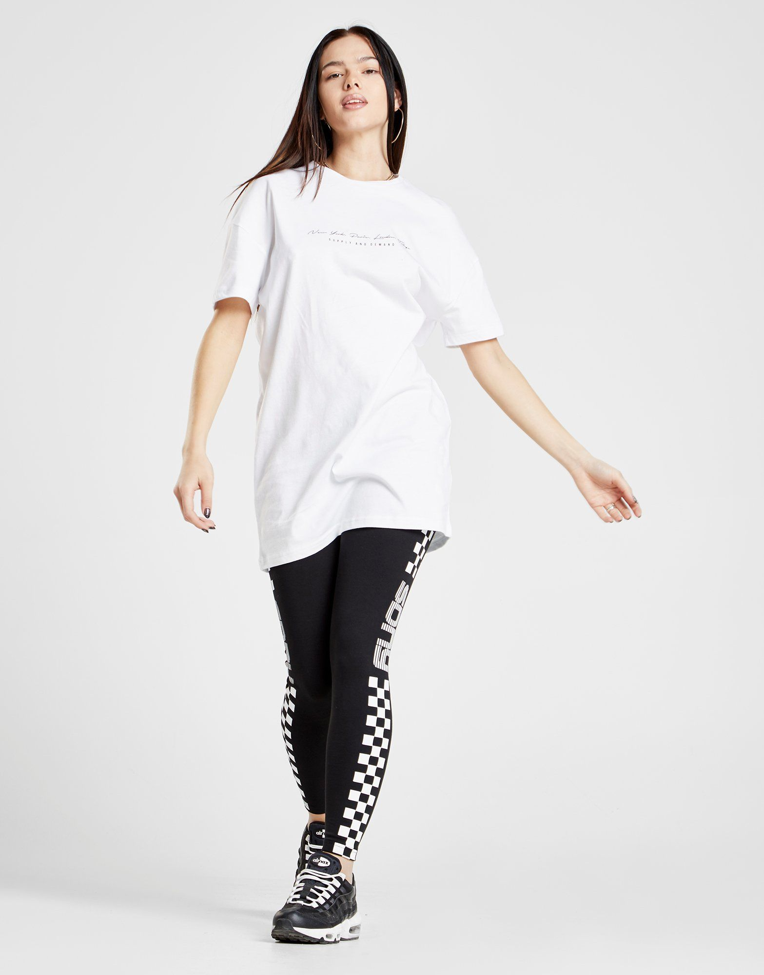 Supply & Demand City Boyfriend T-Shirt