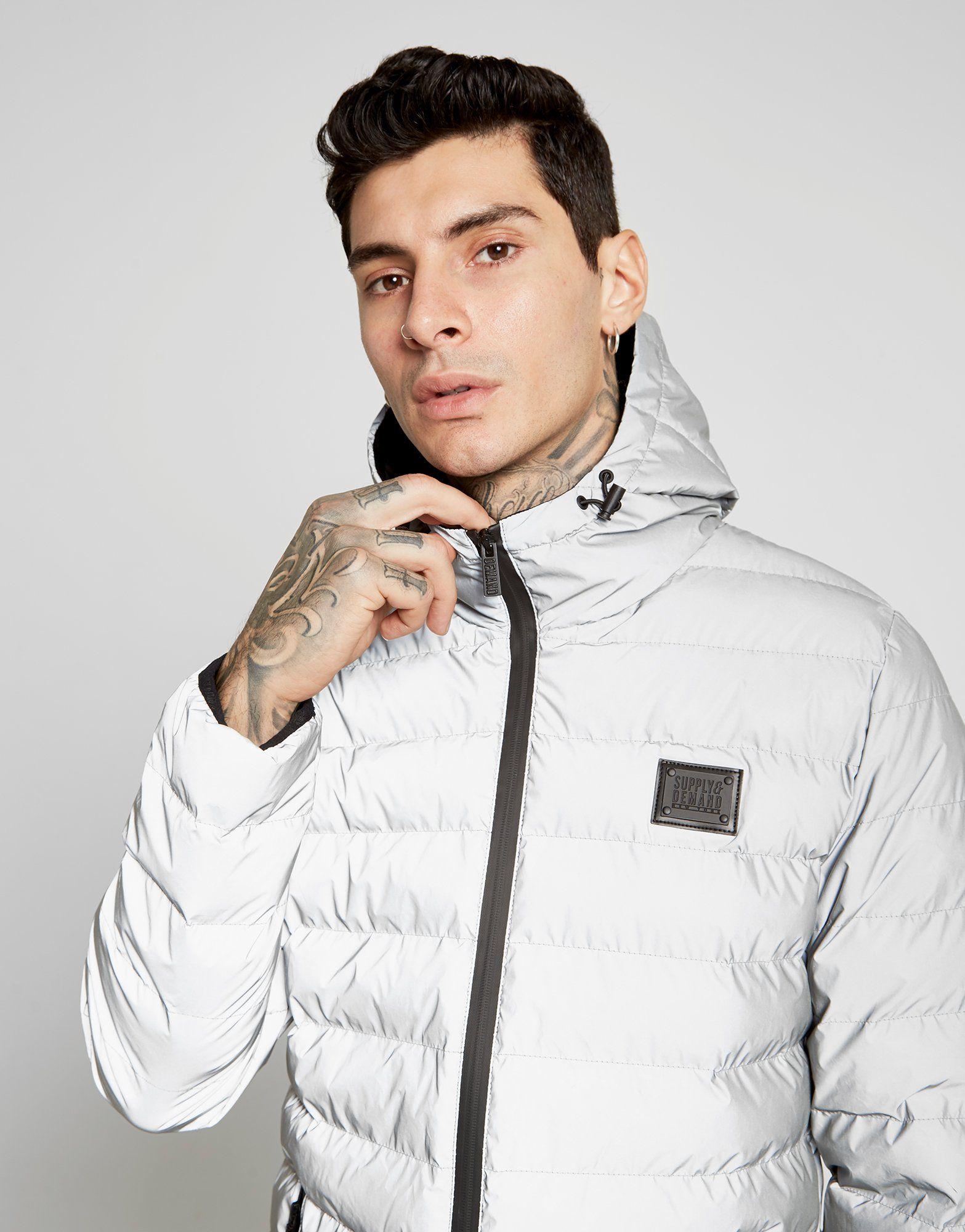 Supply & Demand Havoc Reflective Jacket