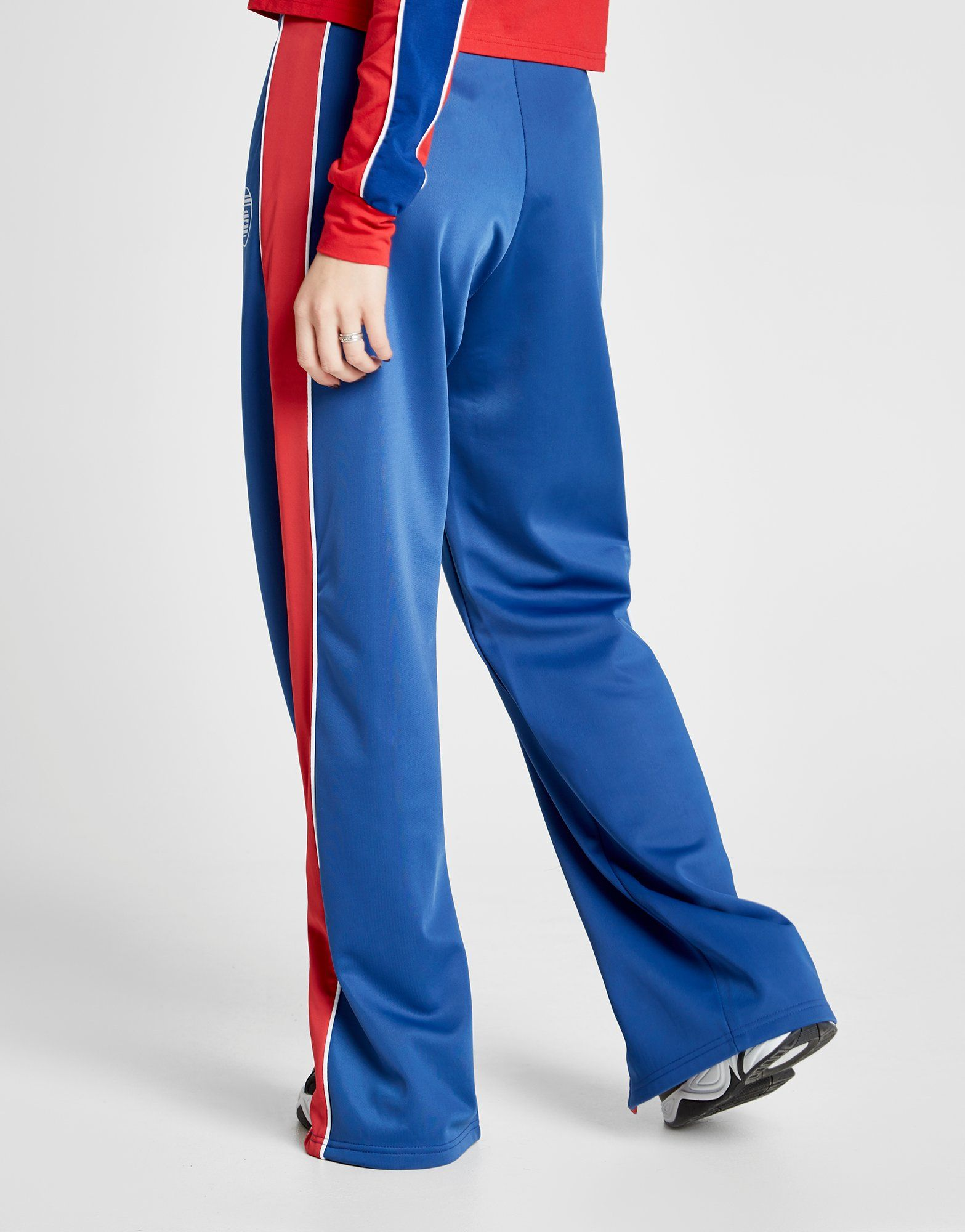 Supply & Demand Wide Leg Popper Pants