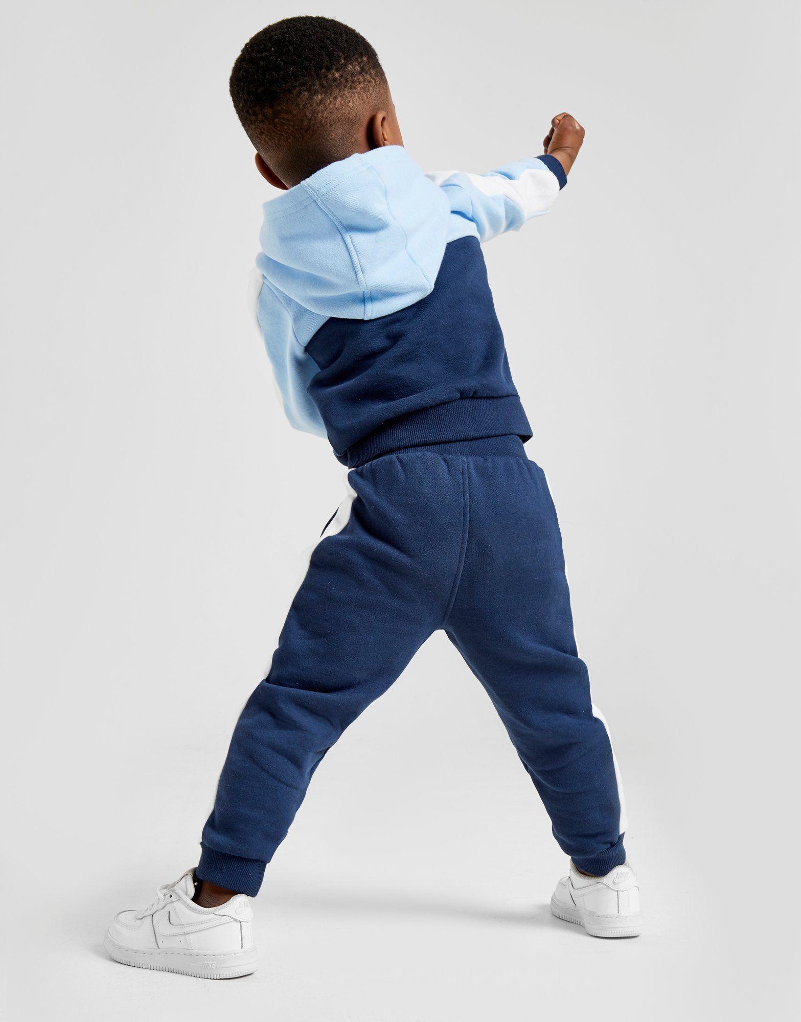 Ellesse Possedia 1/4 Zip Tracksuit Infant