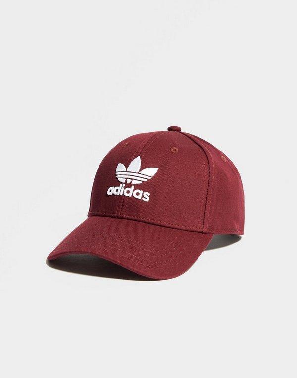 best authentic 46fa0 7cb63 adidas Originals Trefoil Cap