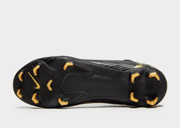 promo code 5faf9 798ed Nike Black Lux Mercurial Superfly Pro FG