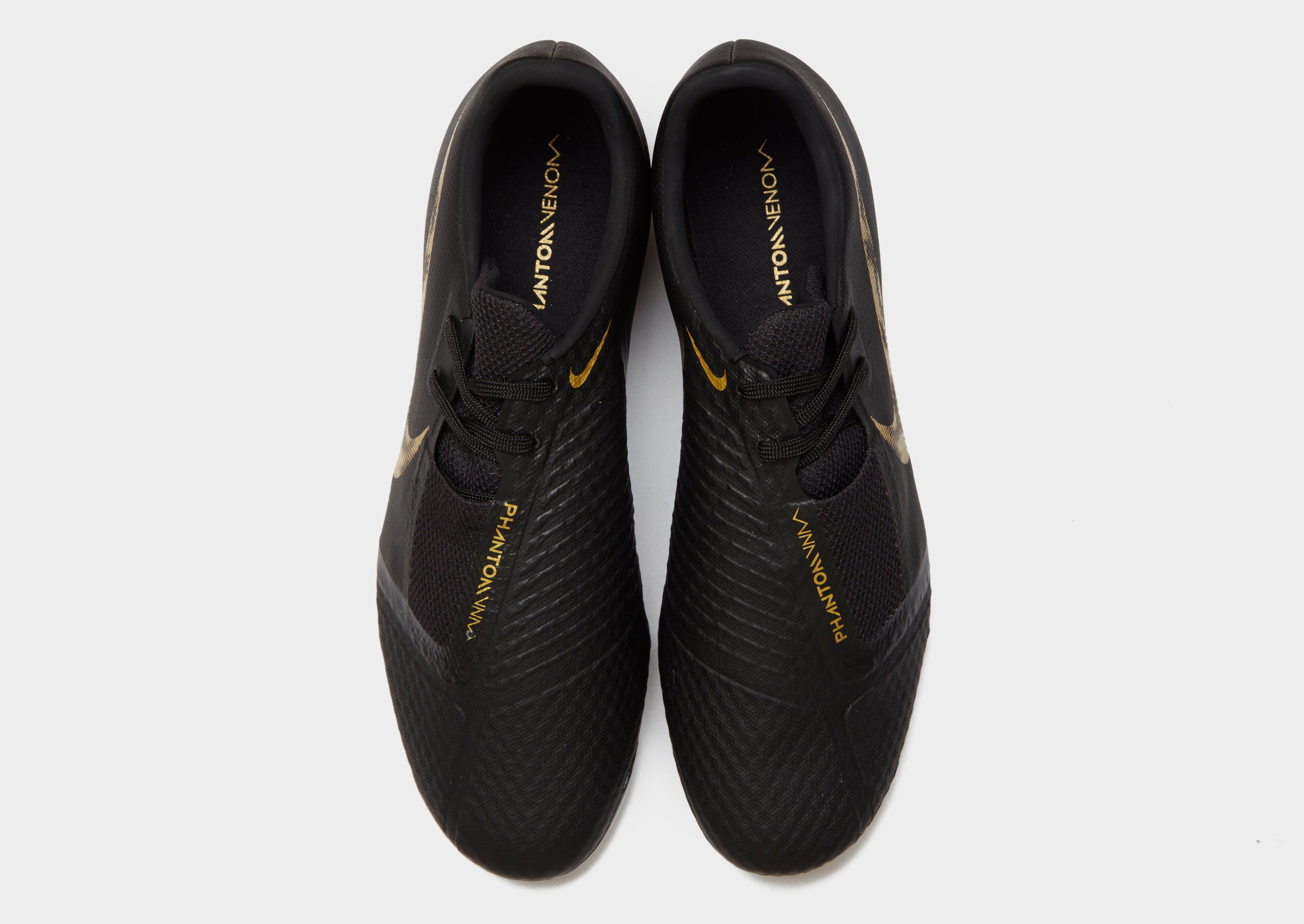 Nike Black Lux Phantom Venom Academy FG