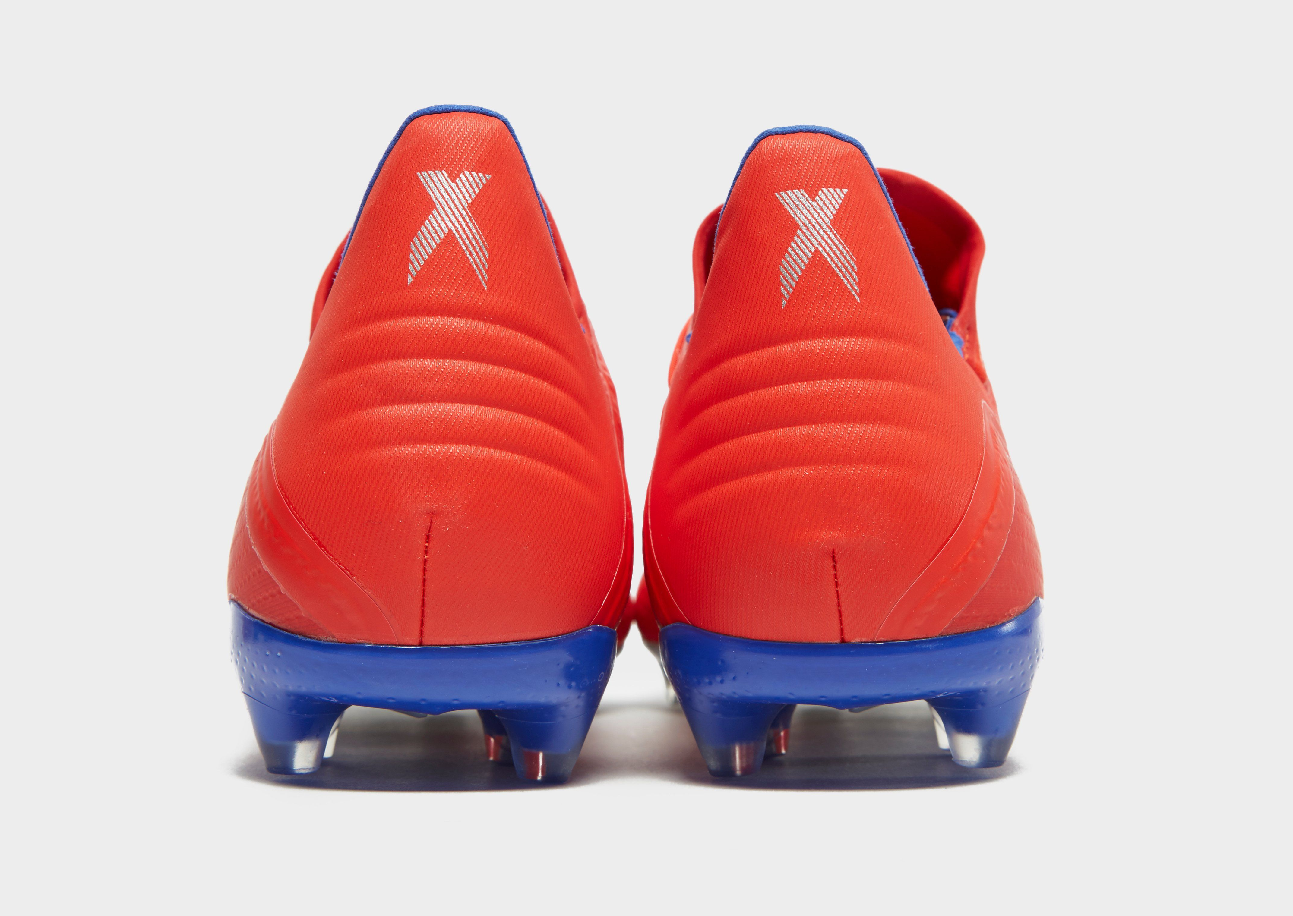 ADIDAS X 18.2 Firm Ground Boots