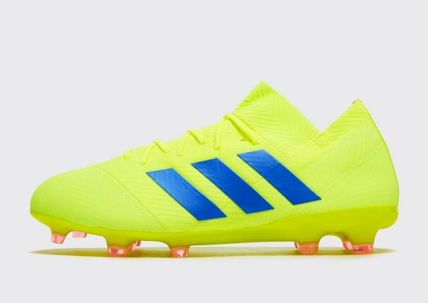 400aca628926 ADIDAS Nemeziz 18.1 Firm Ground Boots