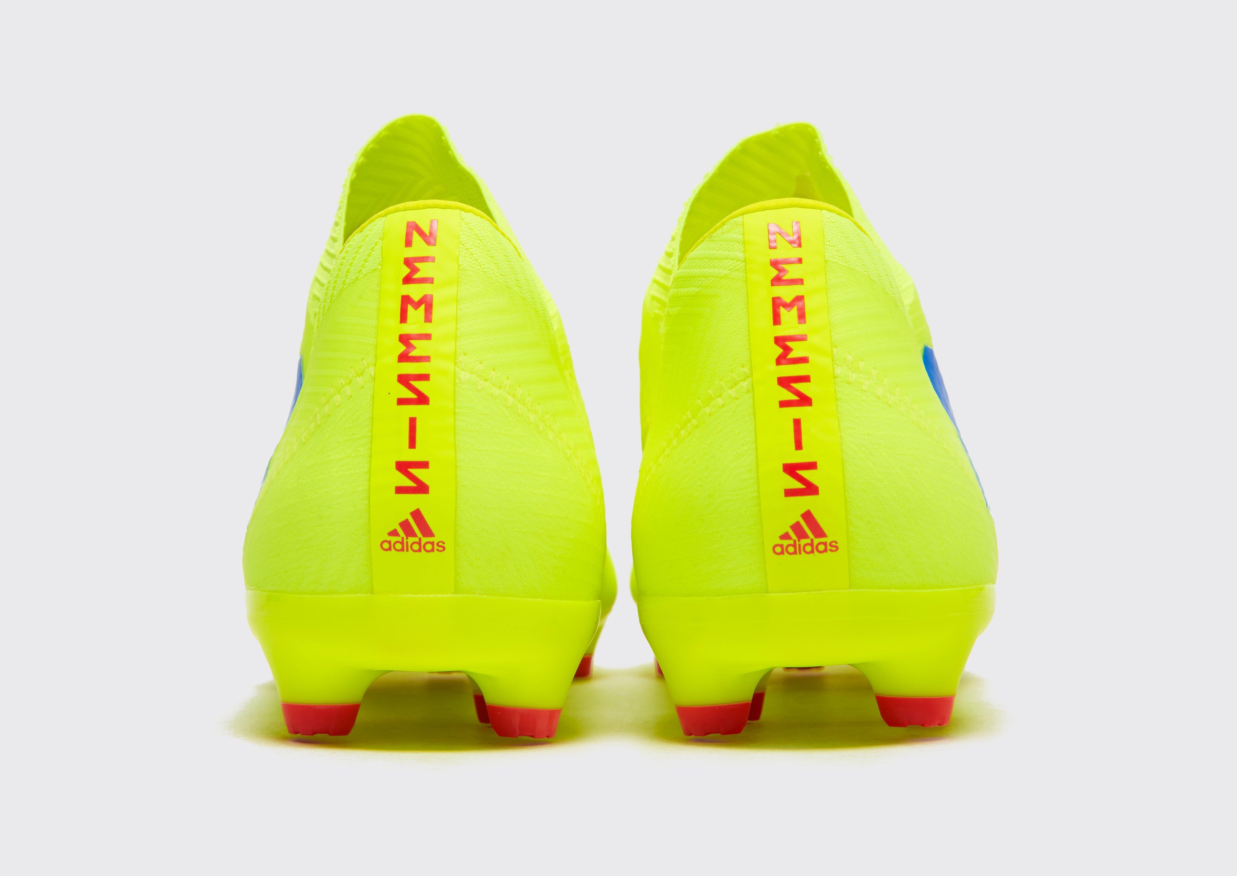 adidas Exhibit Nemeziz 18.2 FG