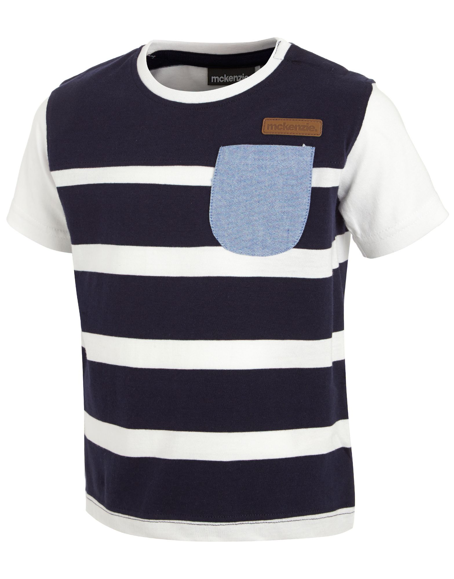 McKenzie Bower Stripe T-Shirt Infants