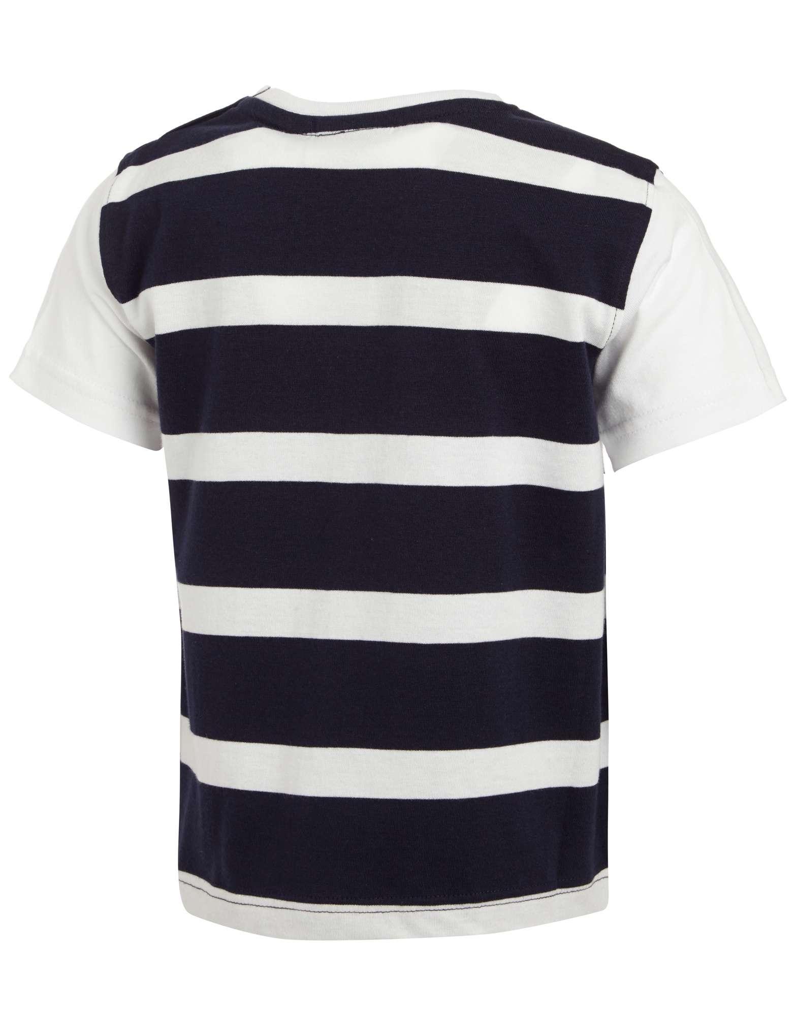 McKenzie Bower Stripe T-Shirt Infants