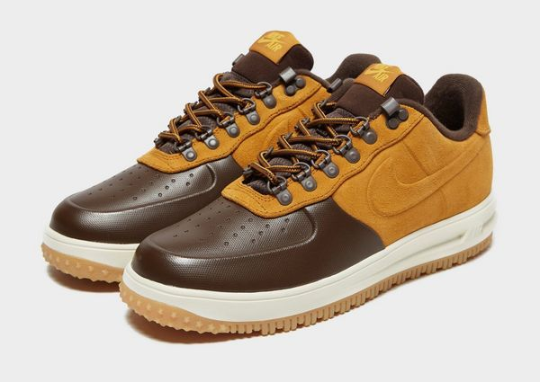 quality design a53e9 5472f Nike Lunar Force 1 Duckboot Low Homme