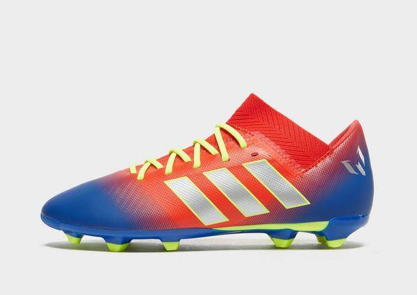 67bc0c108d7fe adidas Initiator Nemeziz 18.3 Messi FG júnior