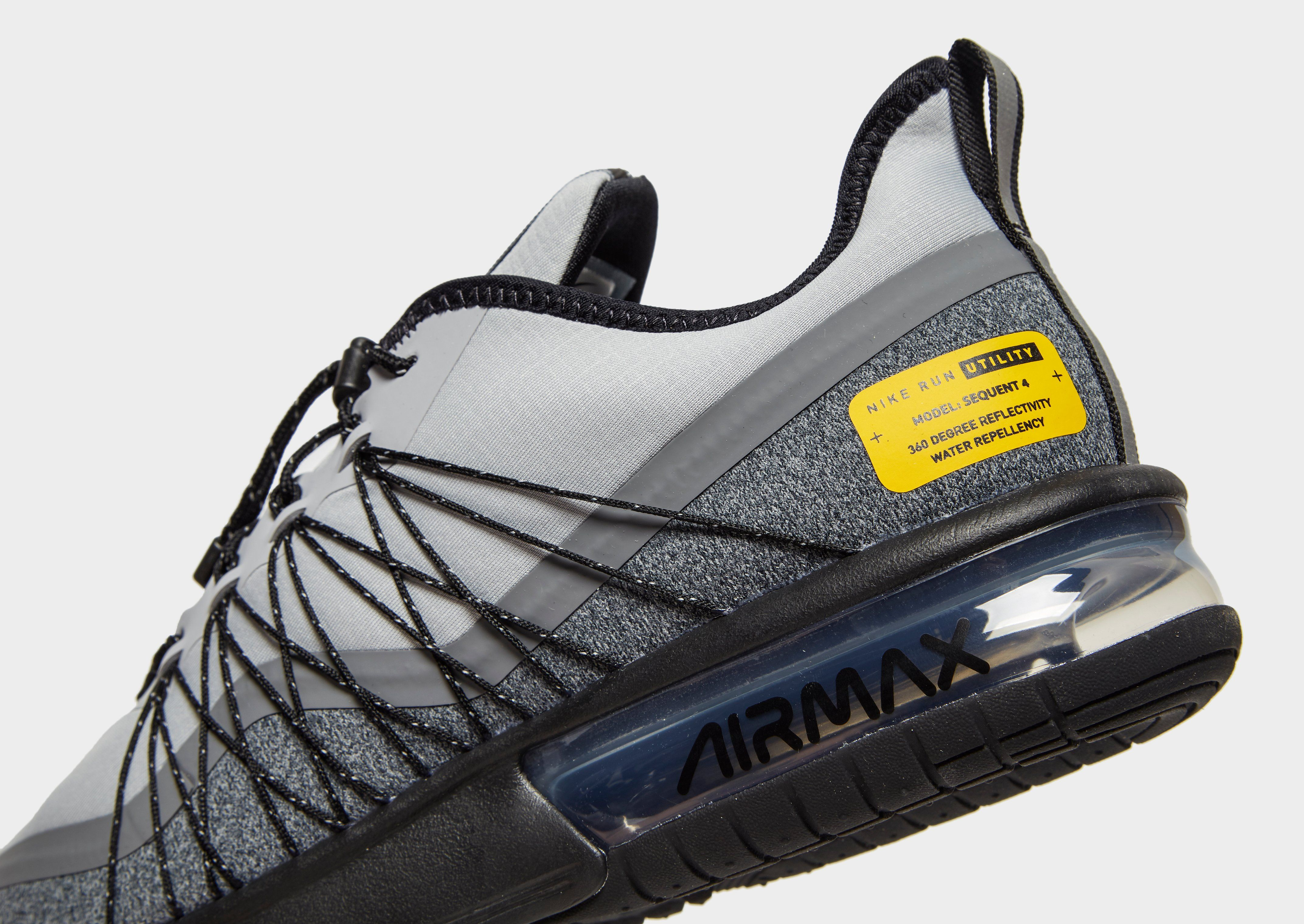 Nike Air Max Sequent 4 Utility Homme