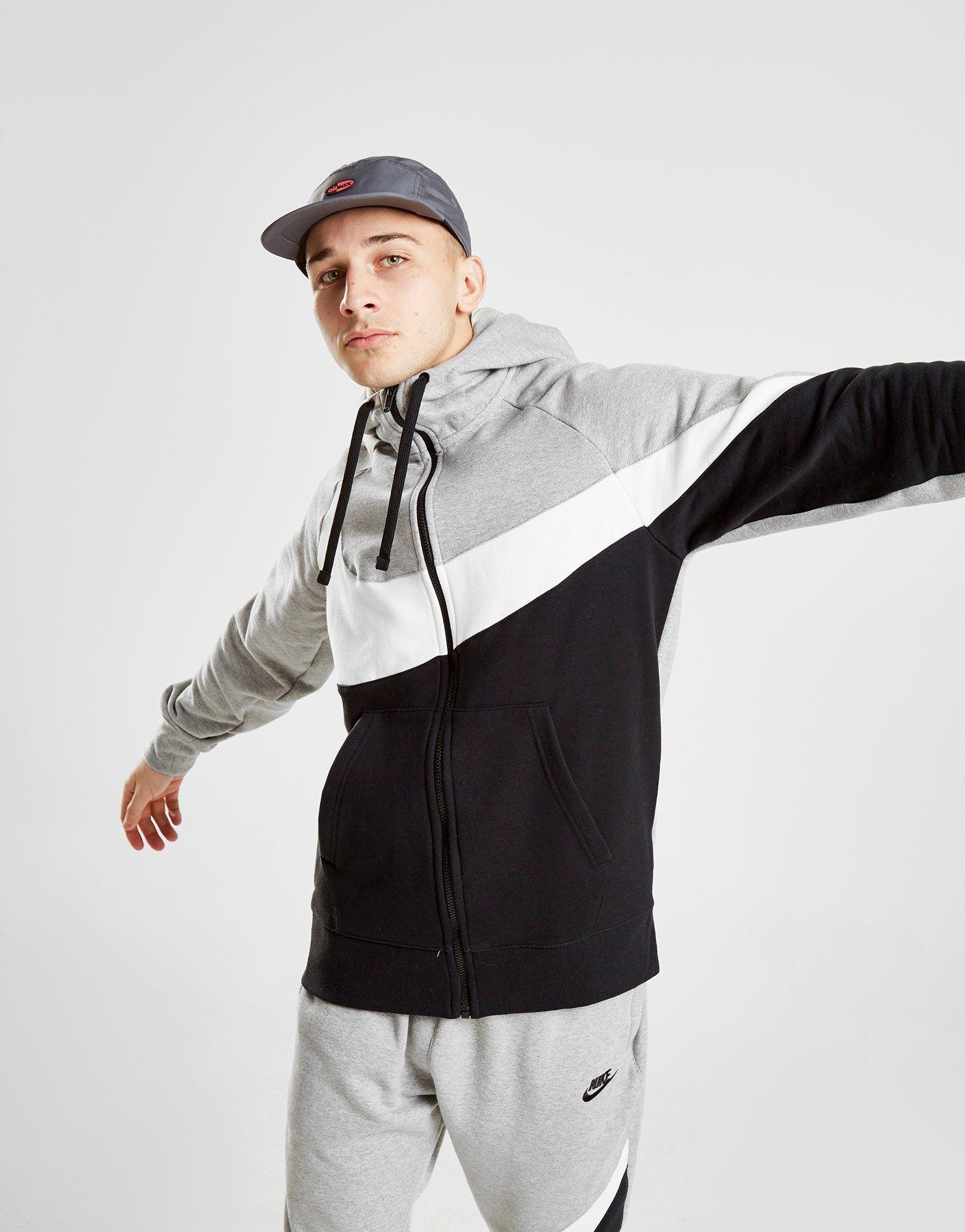 Nike Veste à capuche Swoosh Homme