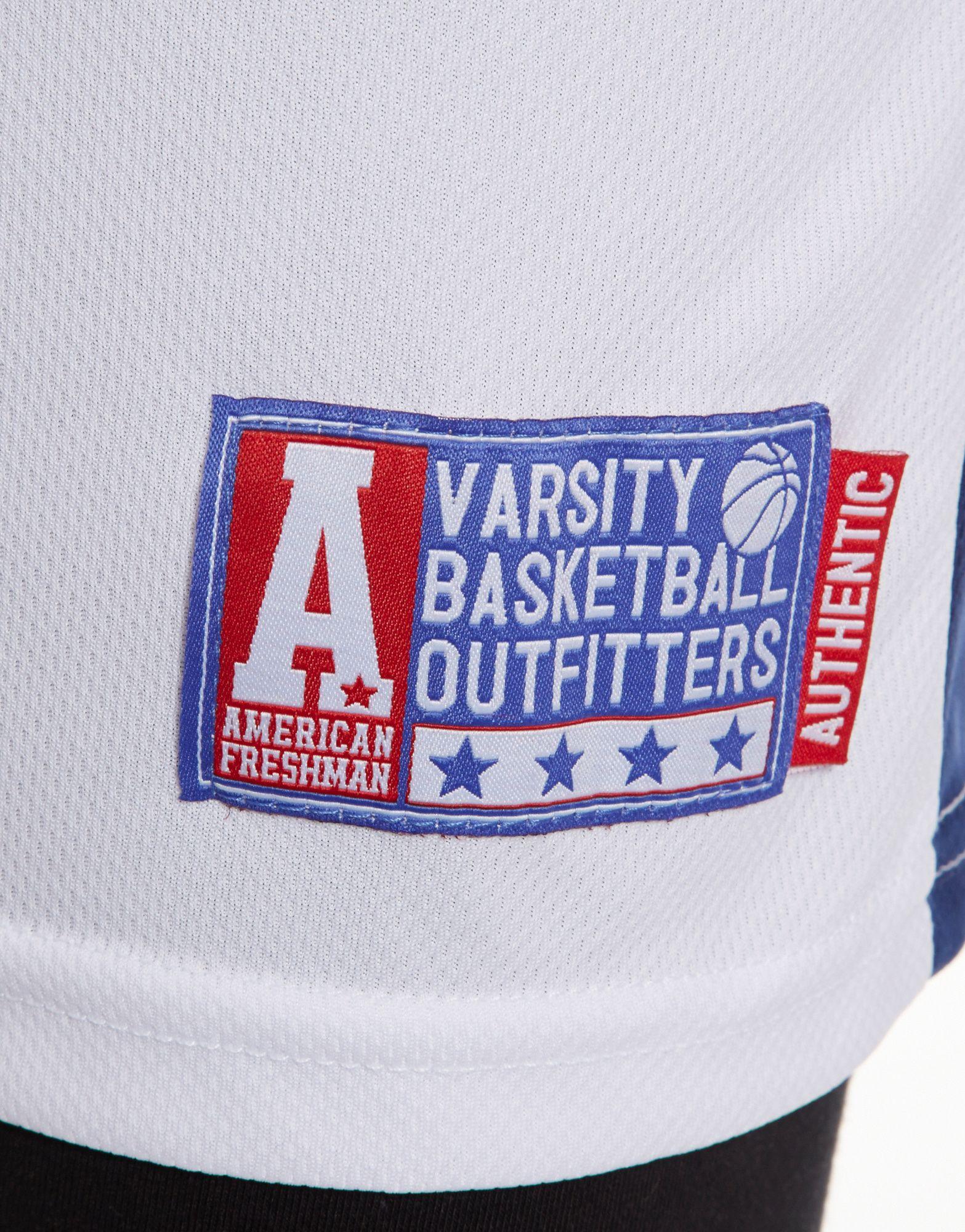 American Freshman Michigan Vest