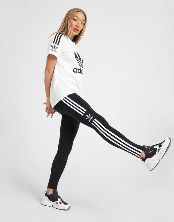 ee91a1733b5 adidas Originals 3-Stripes Trefoil Leggings Dames | JD Sports