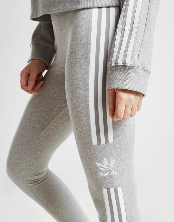 adidas Originals 3-Stripes Trefoil Leggings Dames | JD Sports