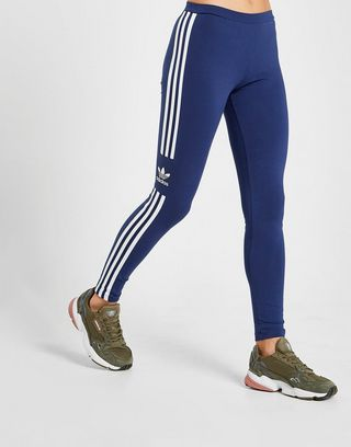 adidas Originals 3 Stripes Trefoil Leggings Damen | JD Sports
