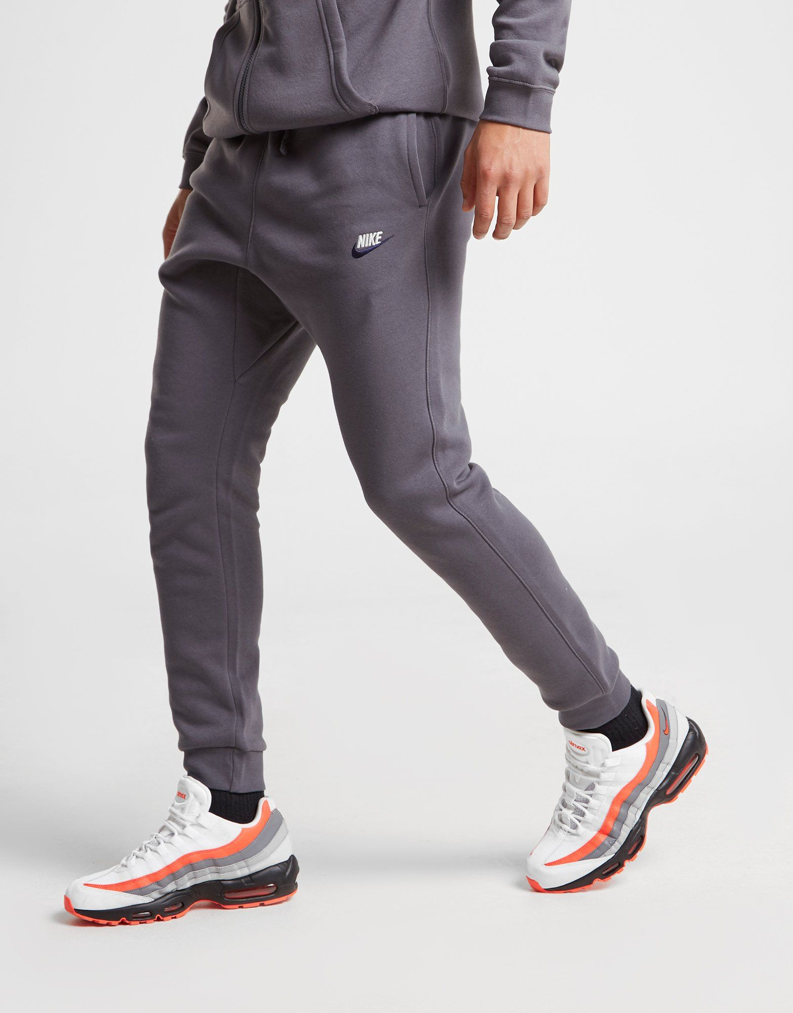 Nike Pantalon de survêtement Foundation Fleece Homme
