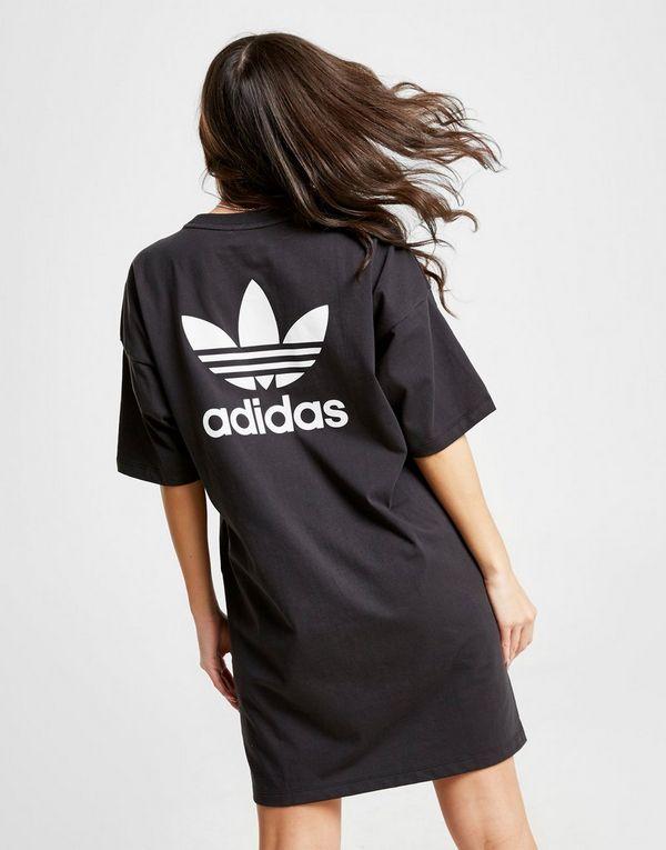 adidas Originals Trefoil T-Shirt Dress Dames
