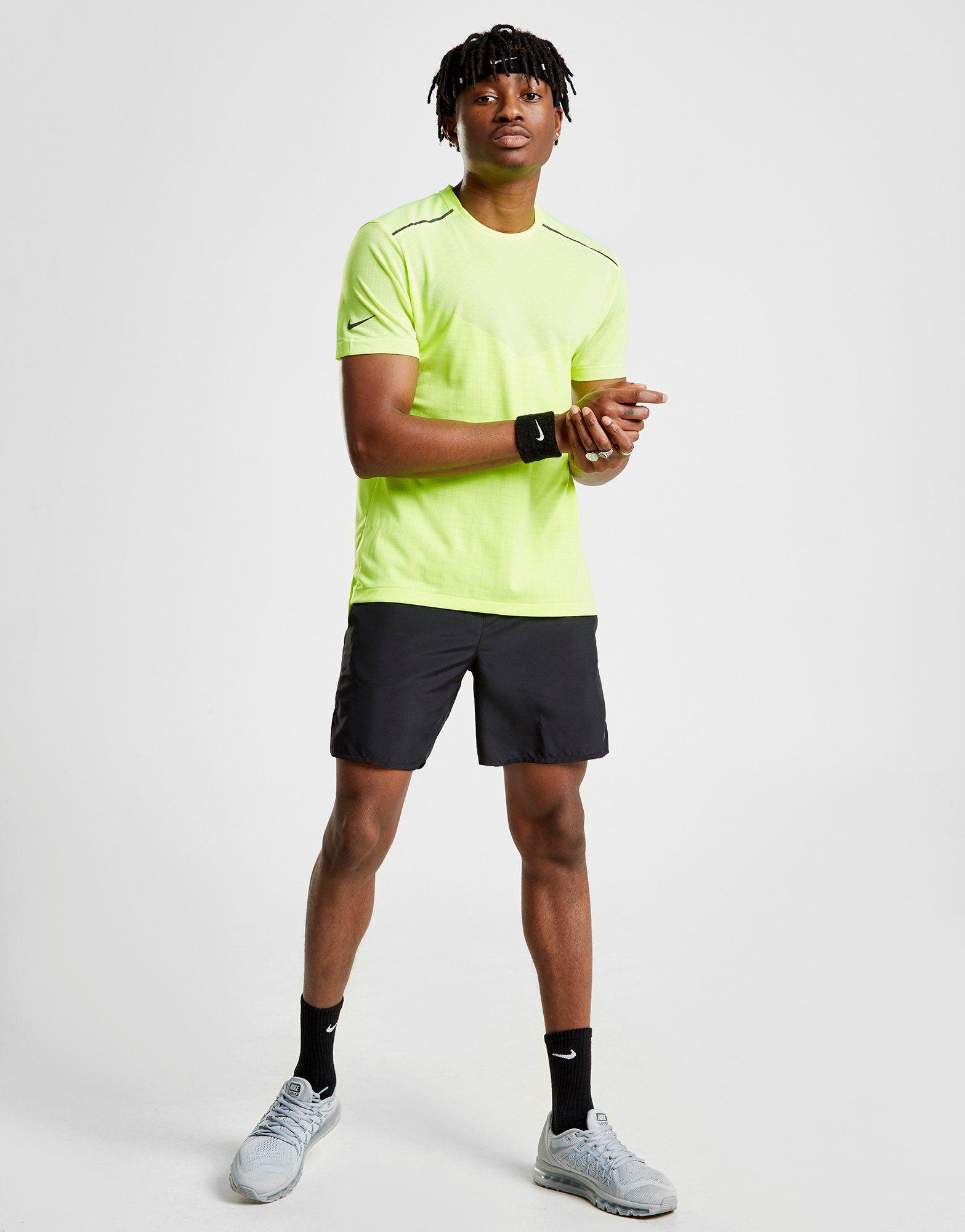 Nike Tech Grid T-Shirt