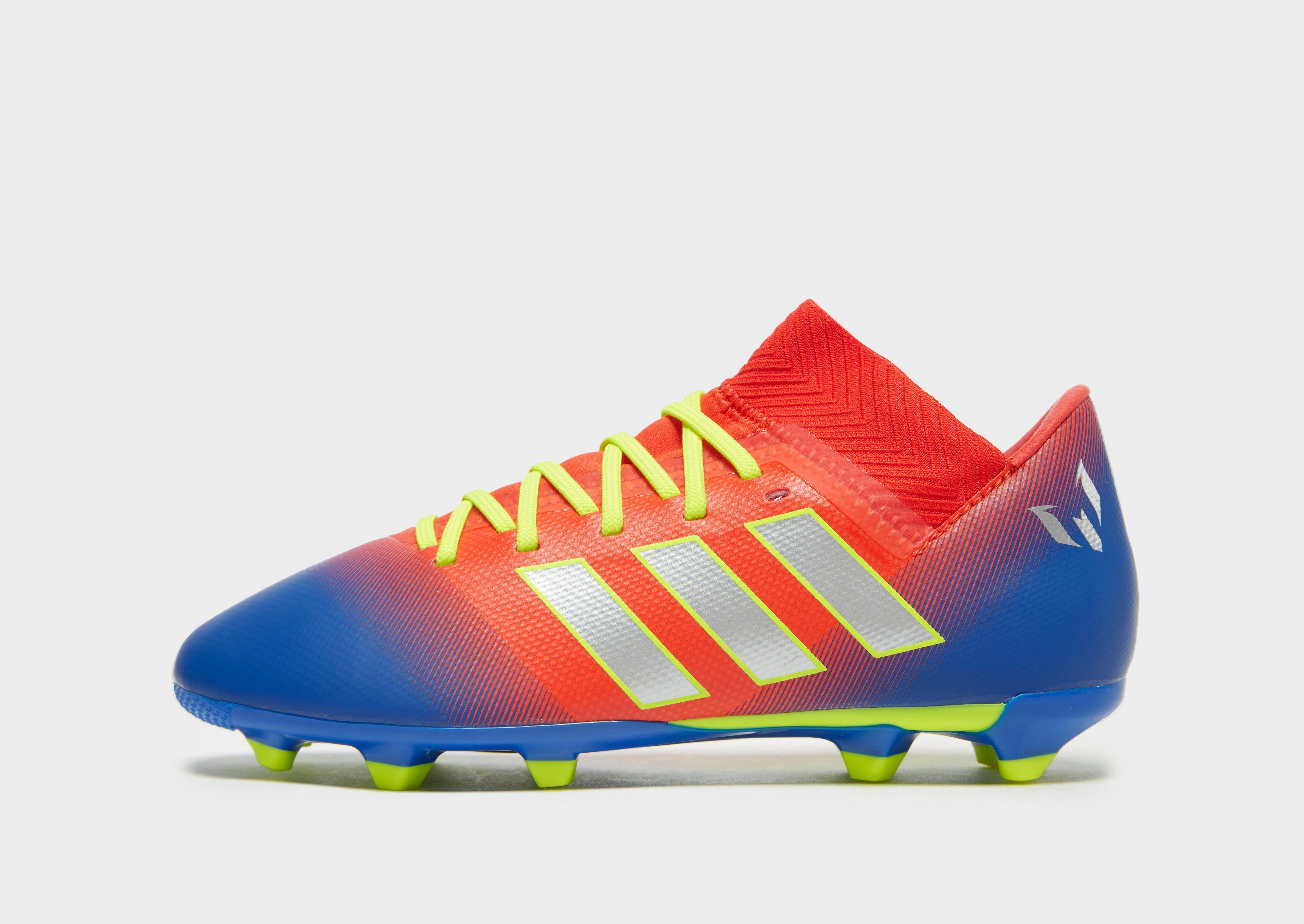 b0c35f5b0 adidas Initiator Nemeziz 18.3 Messi FG Children