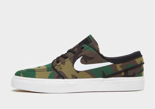 new product 3cd72 6bf67 Nike SB Zoom Stefan Janoski Canvas