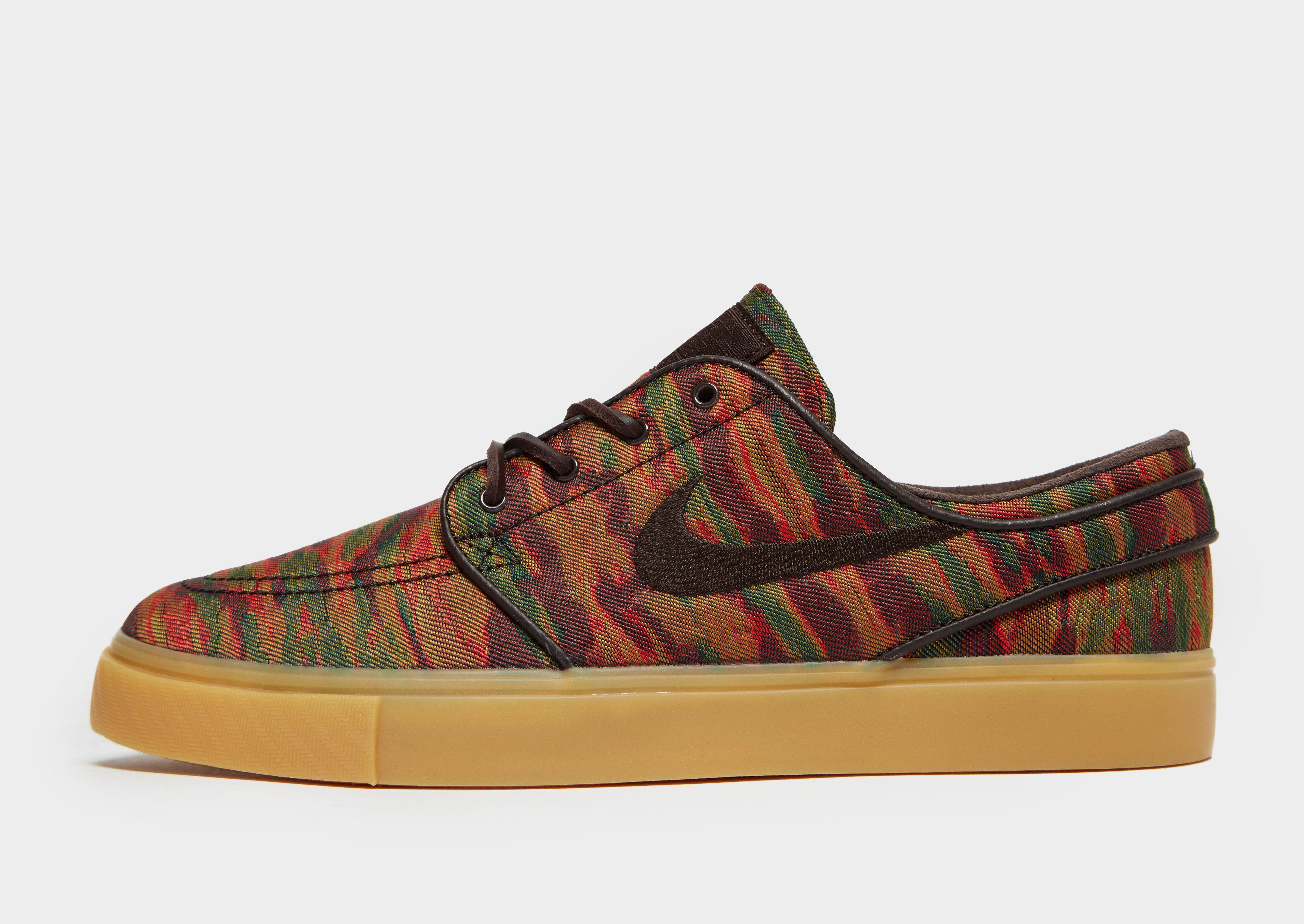 6aa872eb253 NIKE Nike SB Zoom Stefan Janoski Canvas Premium Men s Skateboarding Shoe
