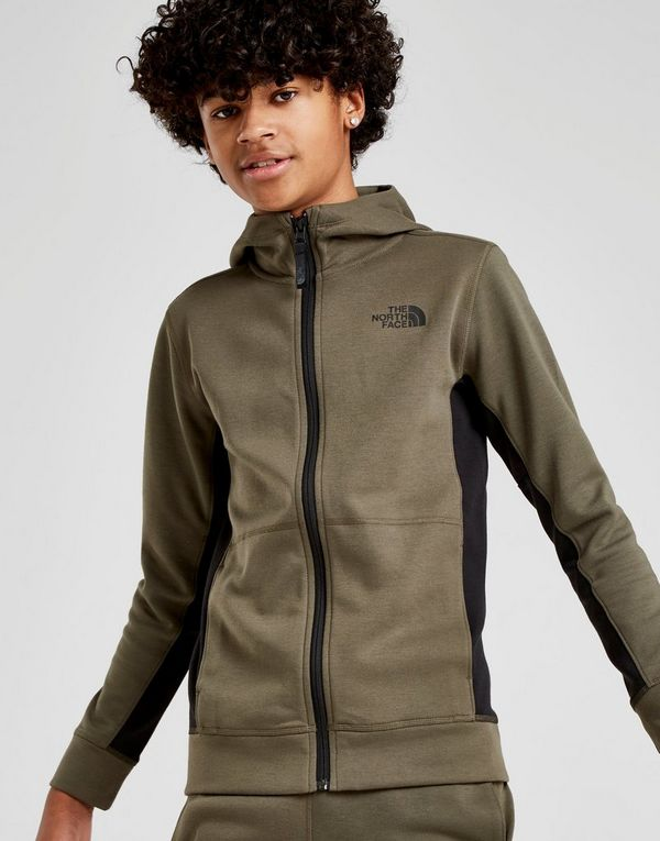 e6fb05a6193d The North Face Slacker Full Zip Hoodie Junior