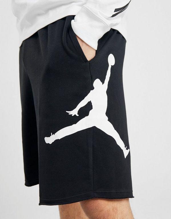 8577fbc80b08a0 NIKE Jordan Jumpman Logo Men s Fleece Shorts