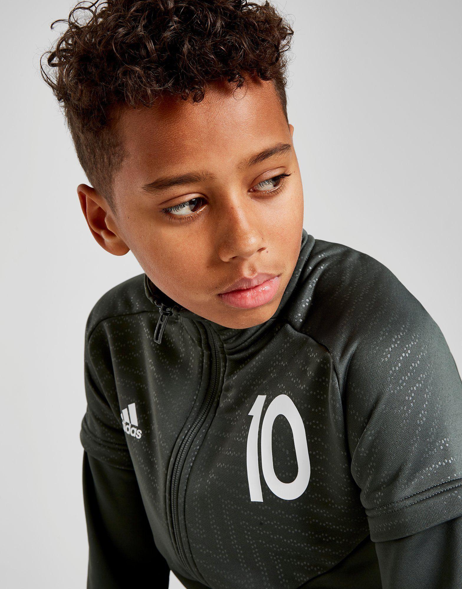 adidas Messi Tracksuit Junior