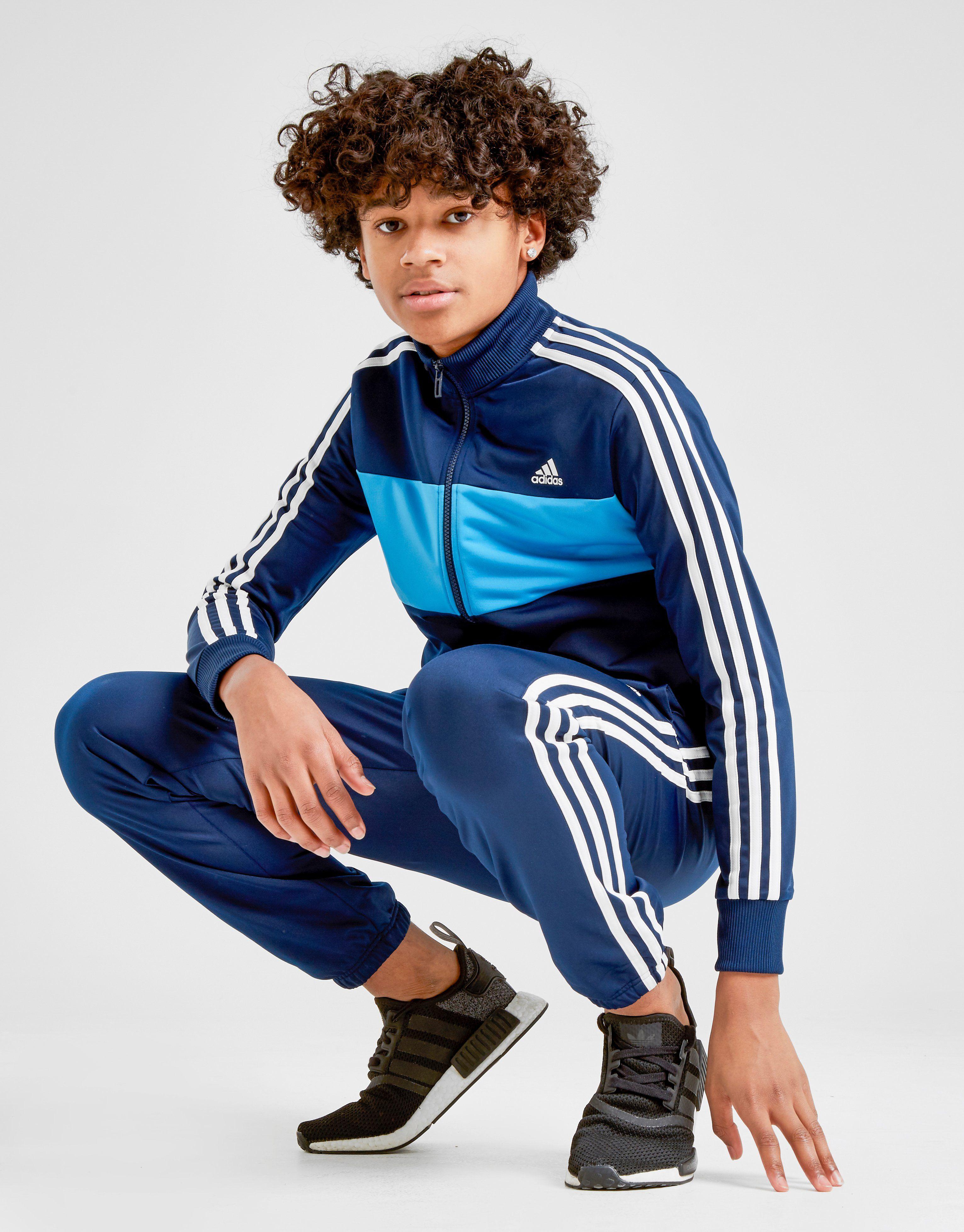 adidas Tibero Tracksuit Junior