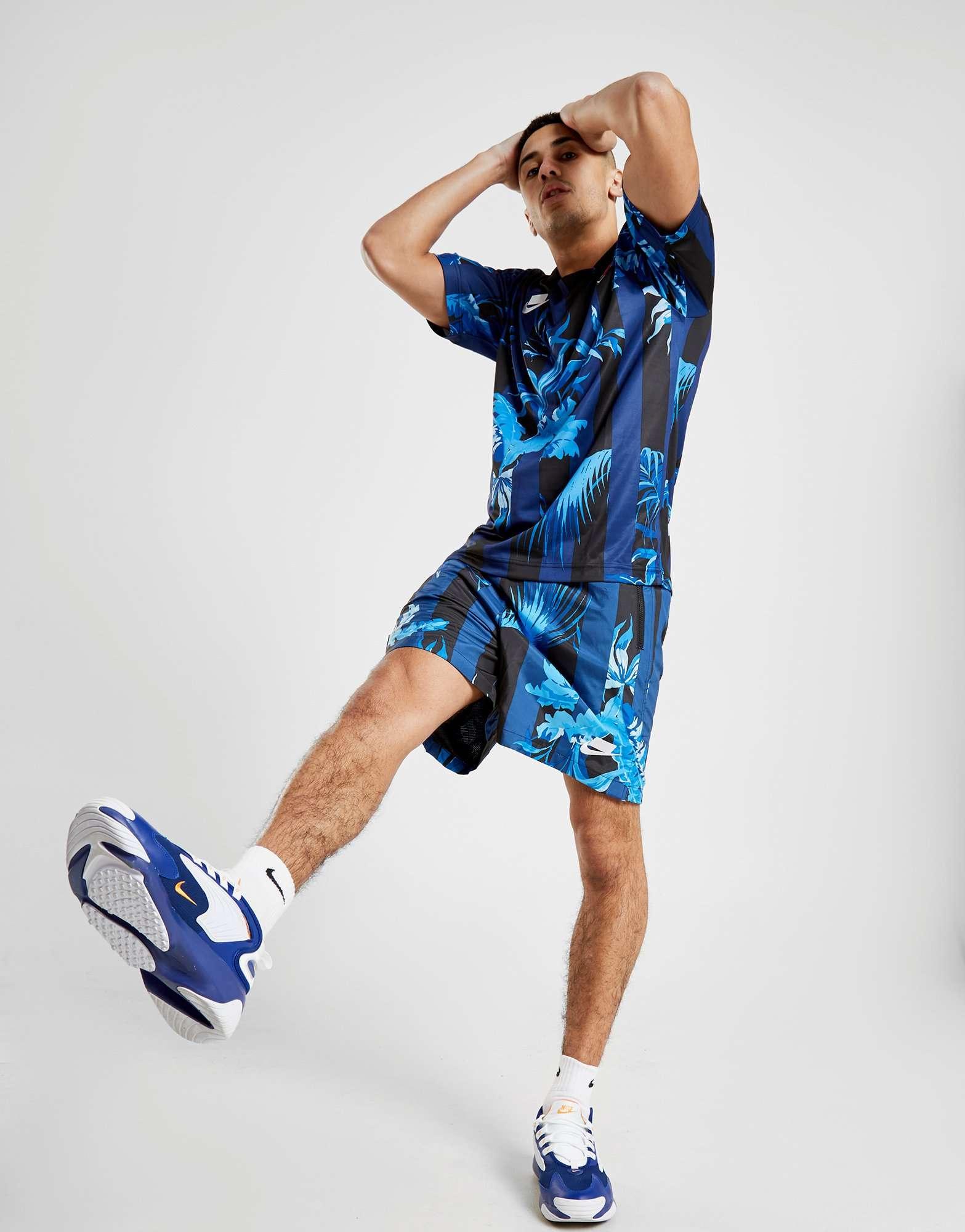 Nike Sportswear Print Swim Shorts