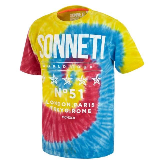 Sonneti World Tour Tie Dye T-Shirt Junior