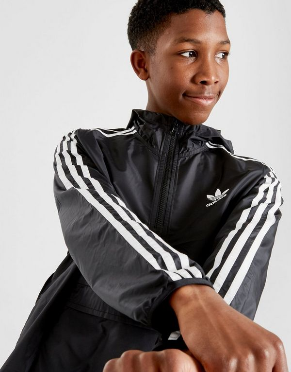 adidas Originals Lightweight 1/4 Zip Jacket Junior