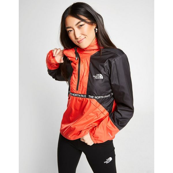The North Face Tape 1/4 Zip Wind Jacket Dames