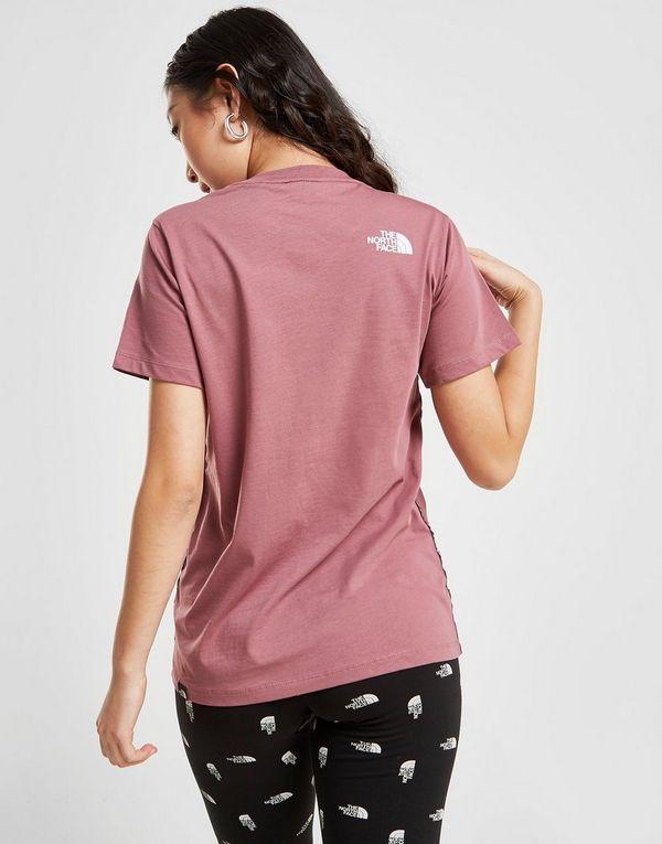 f6276c950 The North Face Tape Side Boyfriend T-Shirt | JD Sports Ireland