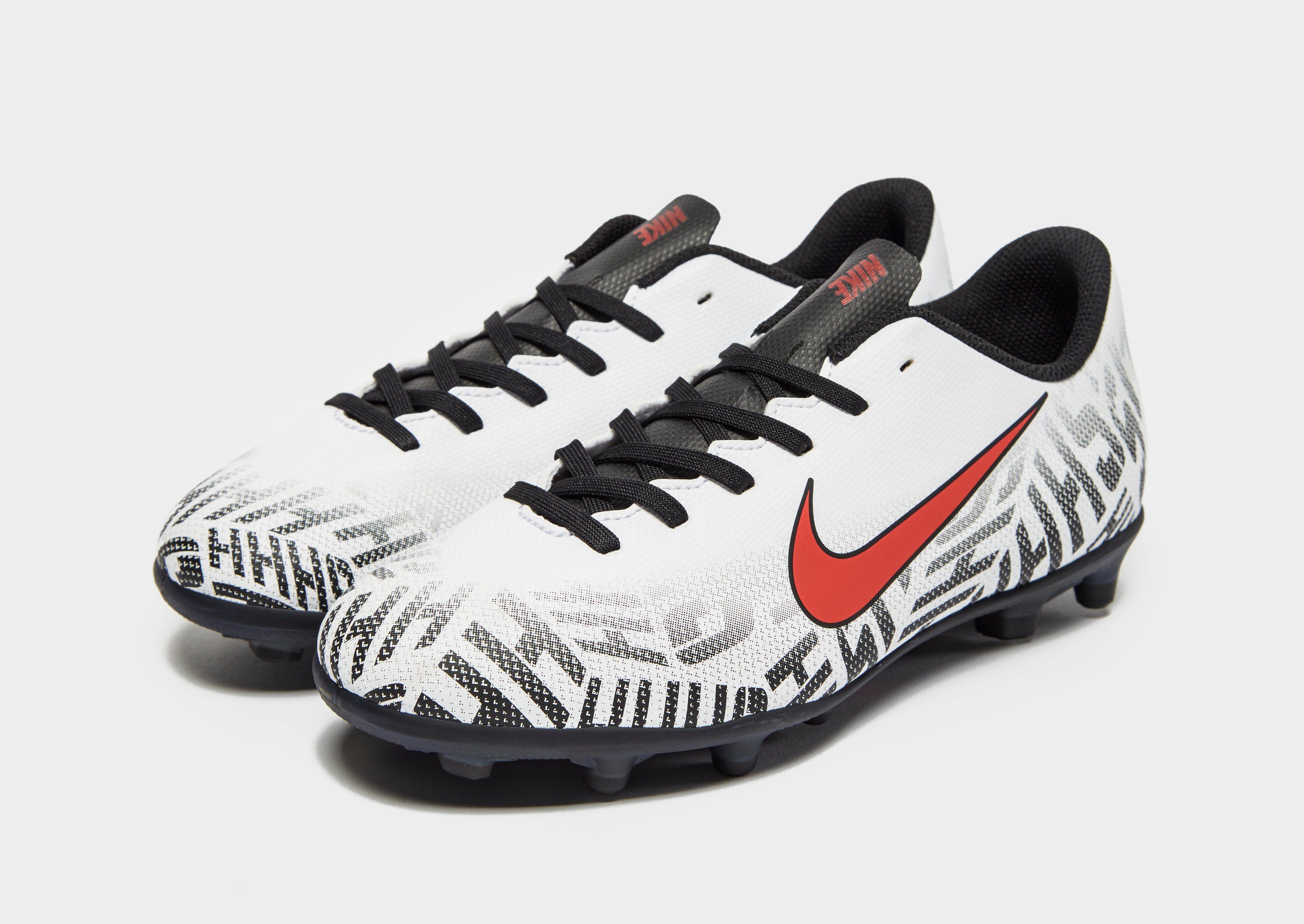 Nike Silencio Mercurial Vapor Club Neymar Jr FG Junior