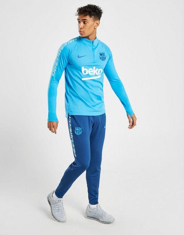 Nike pantalón de chándal FC Barcelona Squad  a7e12b84dc4ea