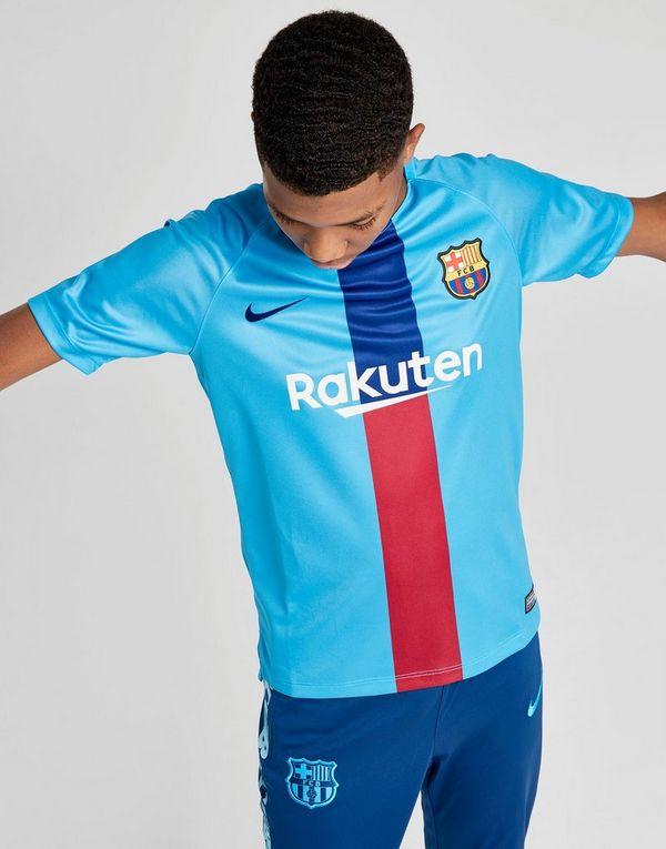 Nike FC Barcelona Squad Shirt Junior  8c9480e3438
