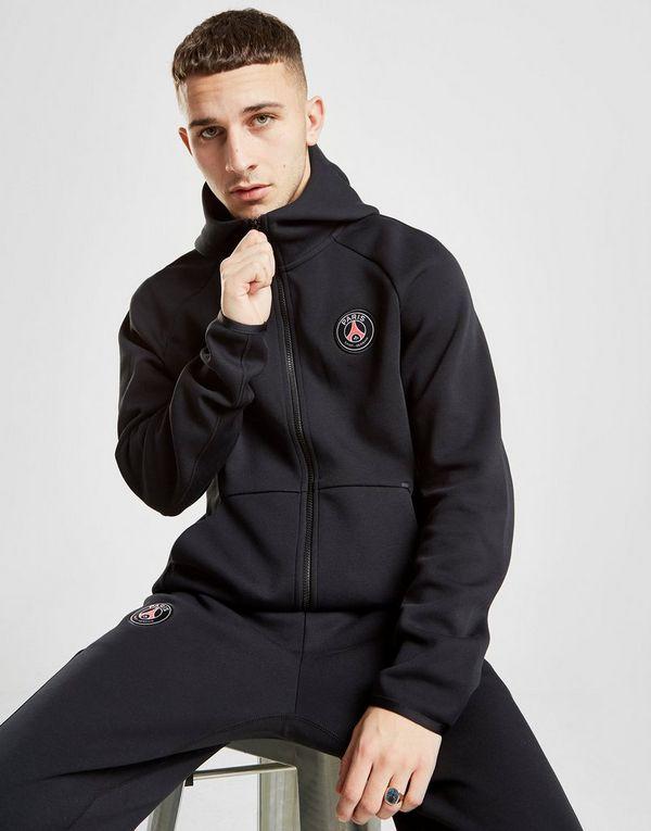 207c0381003319 Nike Sportswear Paris Saint Germain Tech Fleece Hoodie