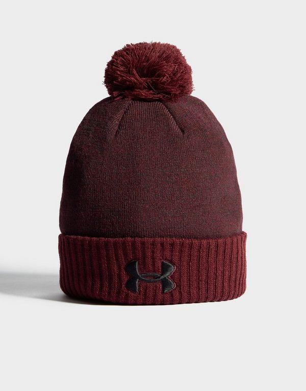 7d136a1f1 Under Armour Logo Pom Beanie Hat | JD Sports Ireland