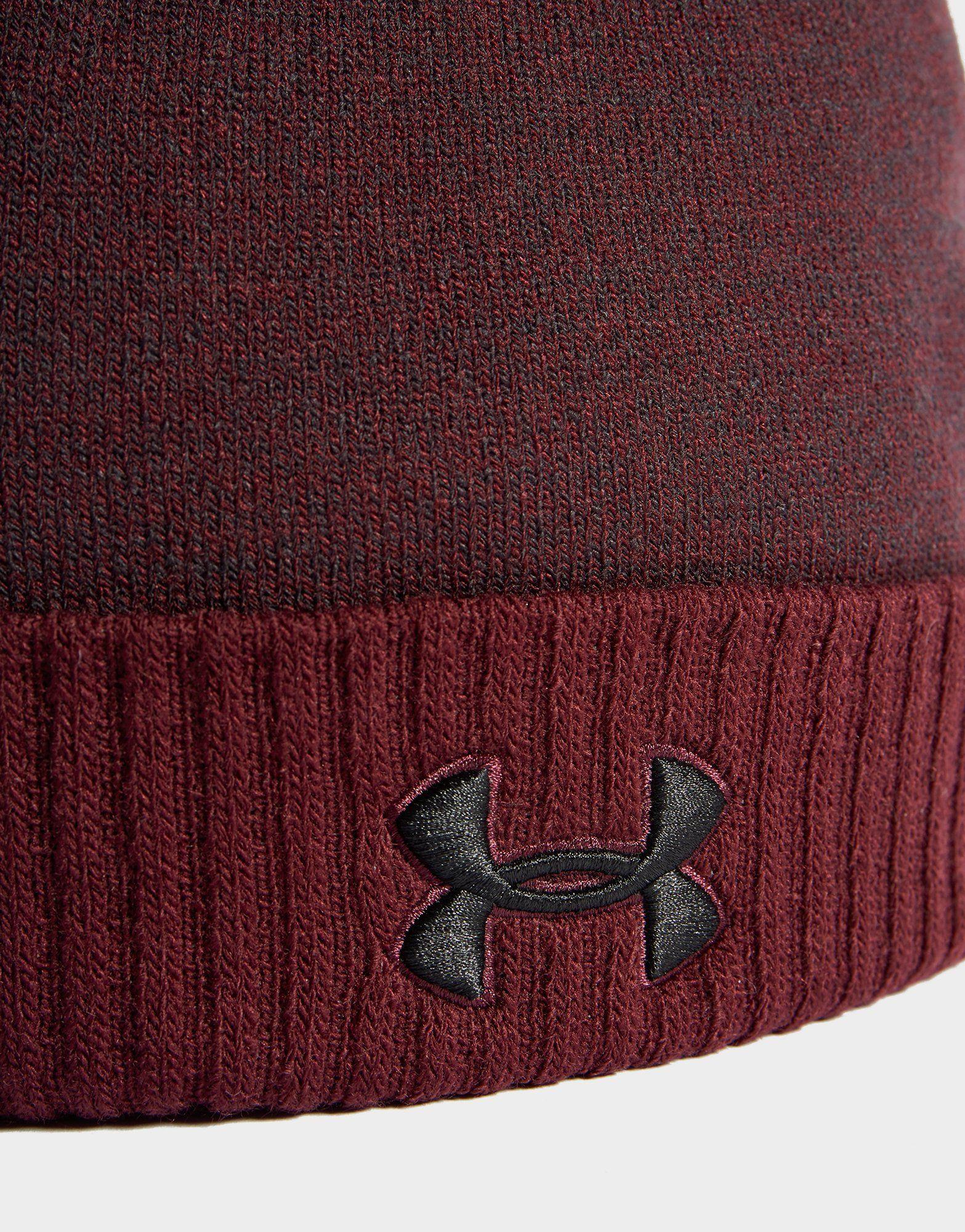 Under Armour Bonnet Logo