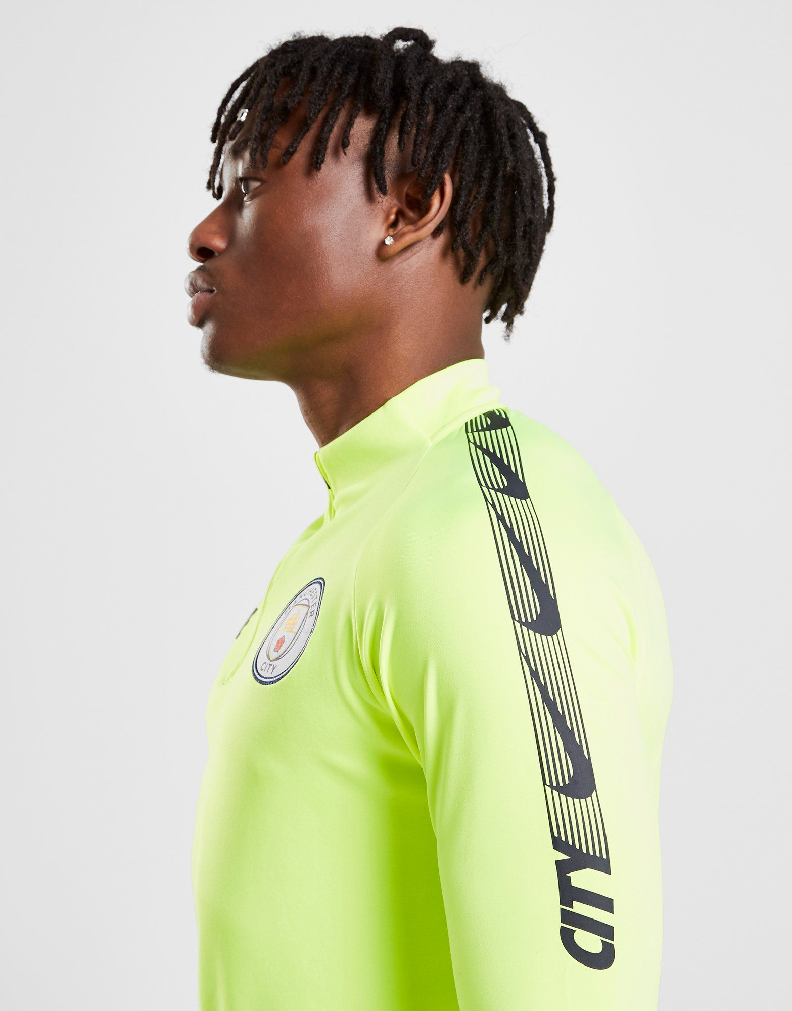 Nike Manchester City FC Squad Drill Top