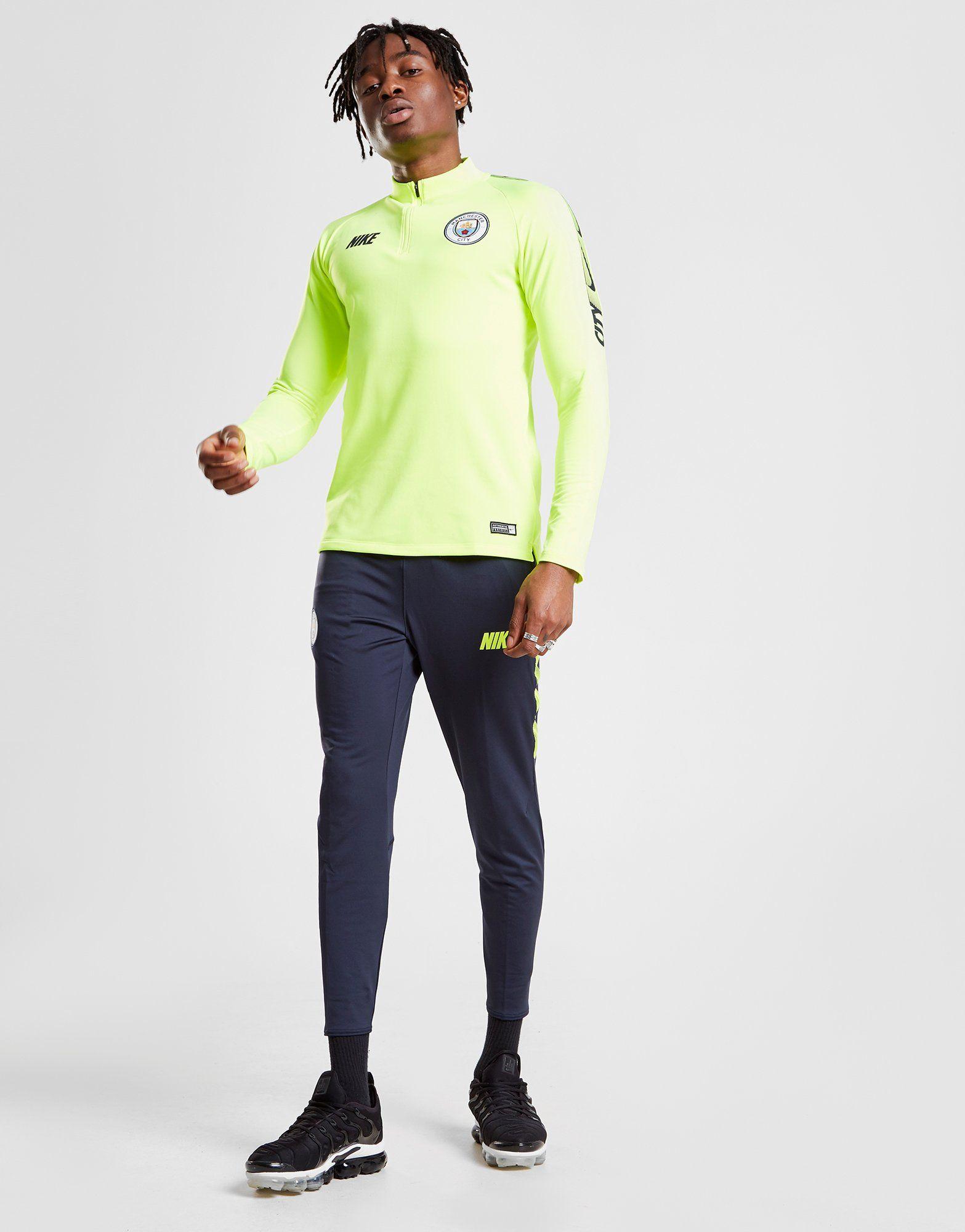 NIKE Manchester City FC Dri-FIT Squad Men's Football Pants