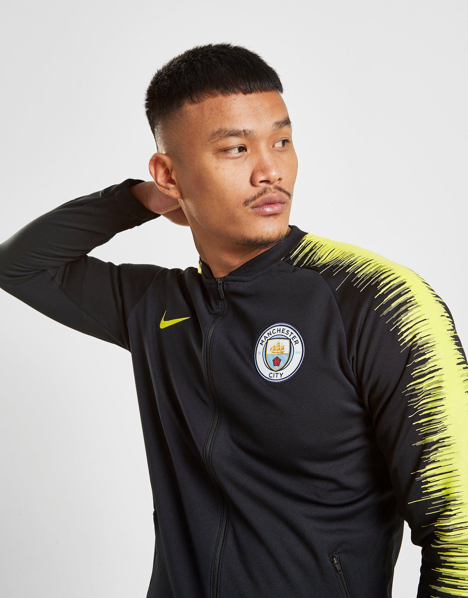 Nike Manchester City FC Anthem Jacket