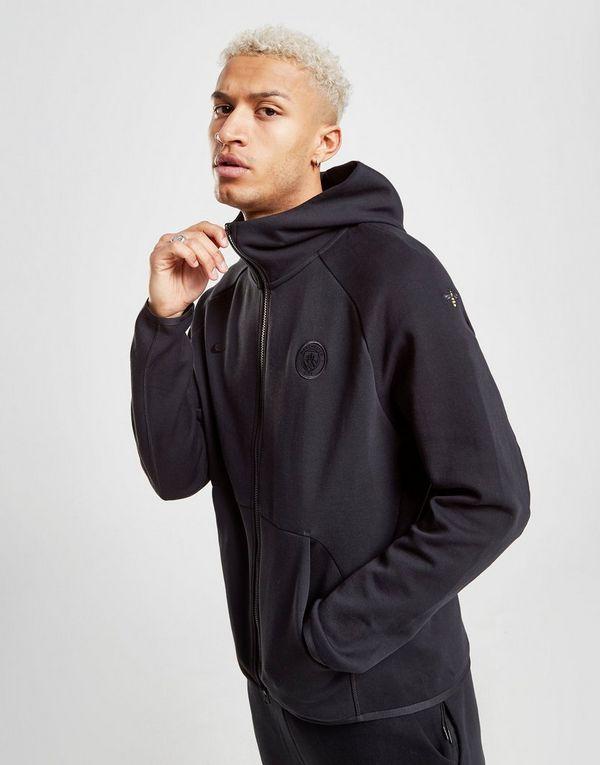 411d91a5c7b Nike Sportswear Manchester City FC Tech Fleece Hoodie Heren | JD Sports