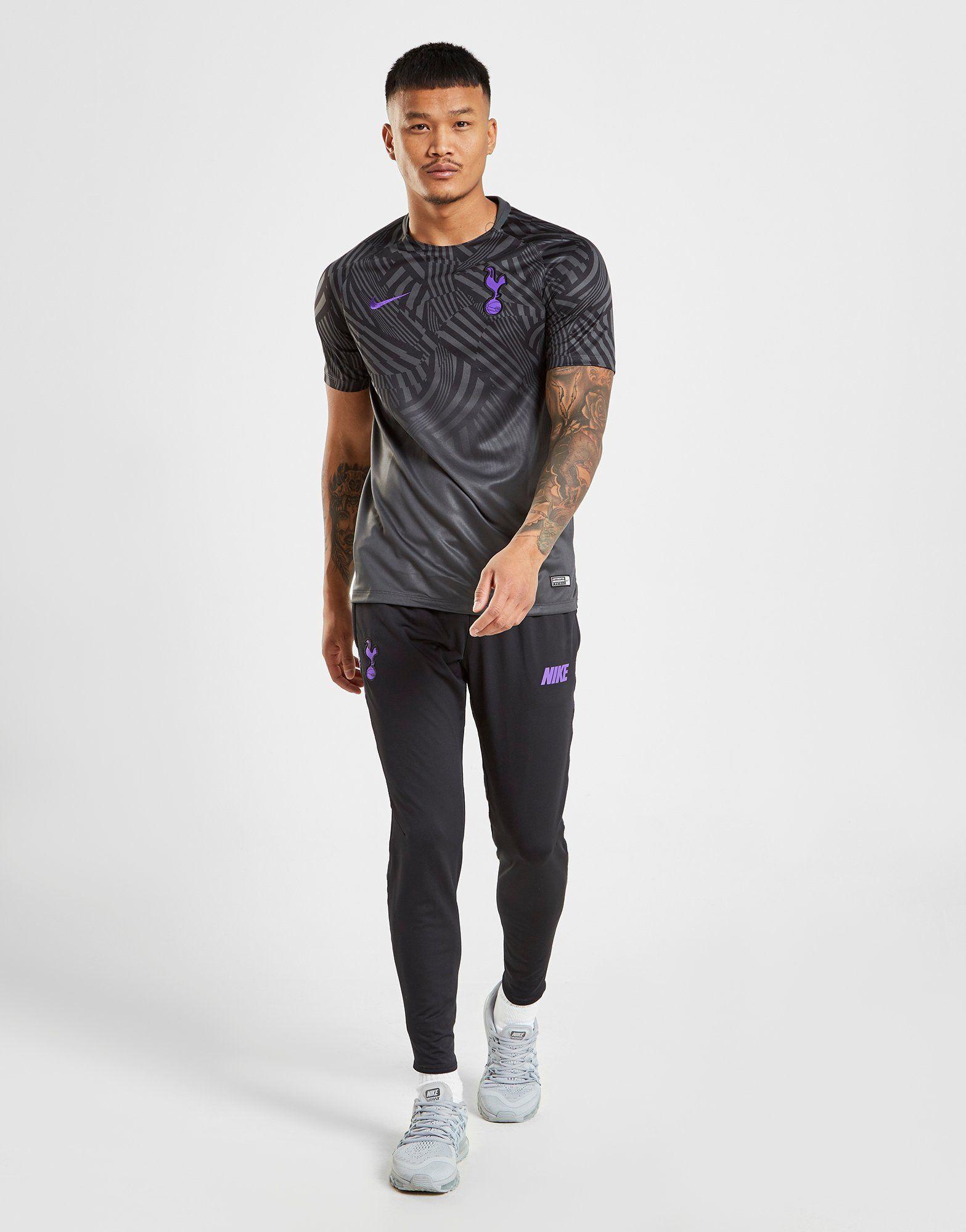 NIKE Tottenham Hotspur Dri-FIT Squad Men's Short-Sleeve Football Top