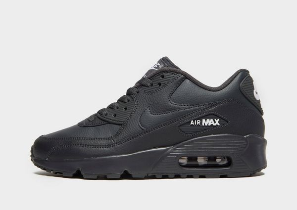 nike air max 90 junior zwart