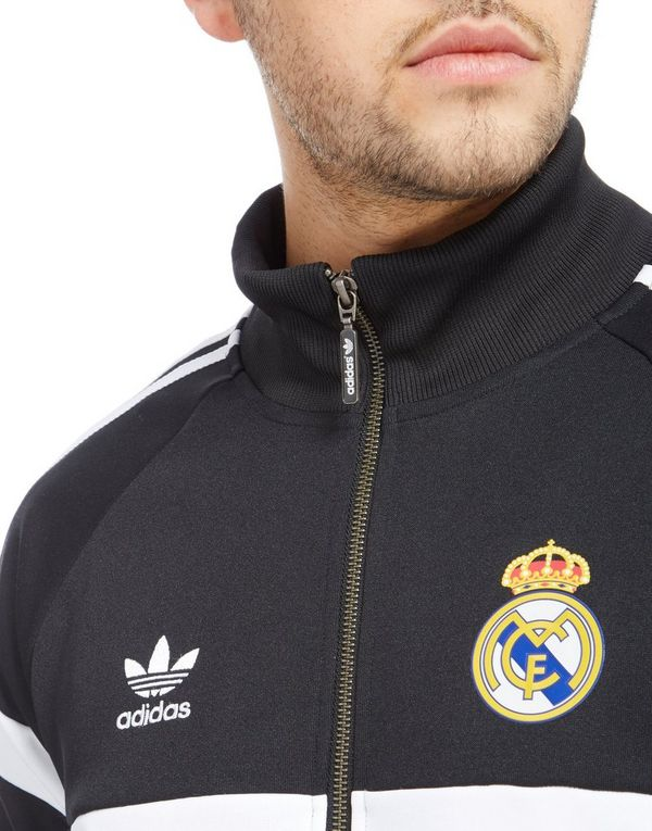 adidas Originals Real Madrid Track Top