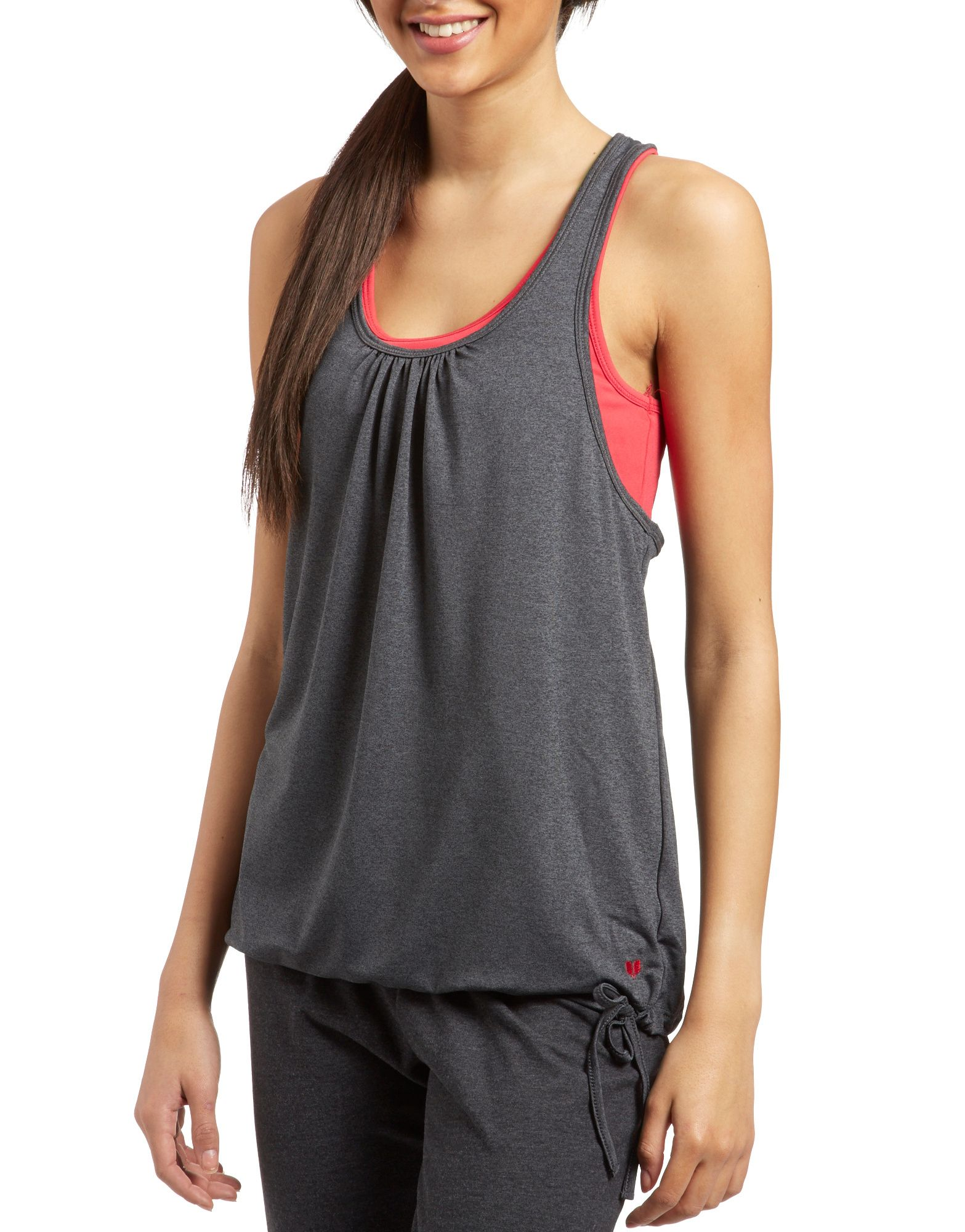 Pure Simple Sport Tone 2 Layer Tank Top