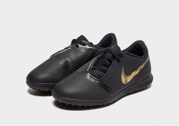 145941d9d2ac Nike Black Lux Phantom Venom Club TF Children